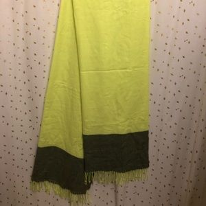 Gap neon scarf- perfect for winter!